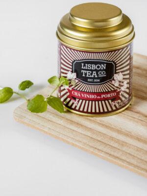 Herbata czarna o smaku wina PORTO 50g LISBON TEA